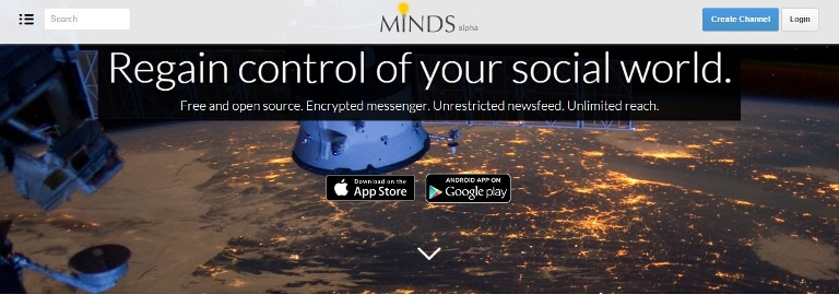 Minds il nuovo social network anti-facebook