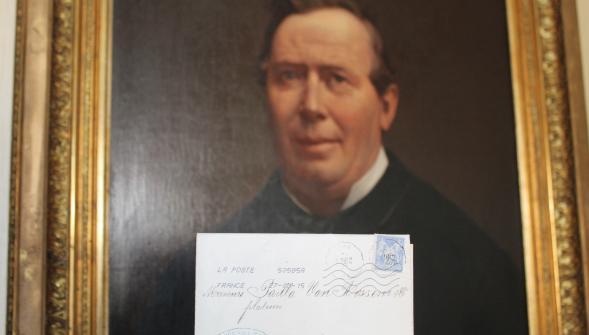lettera dopo 130 anni