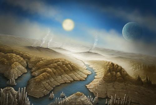 pianeta cugino della terra