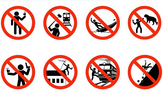 divieto selfie russia