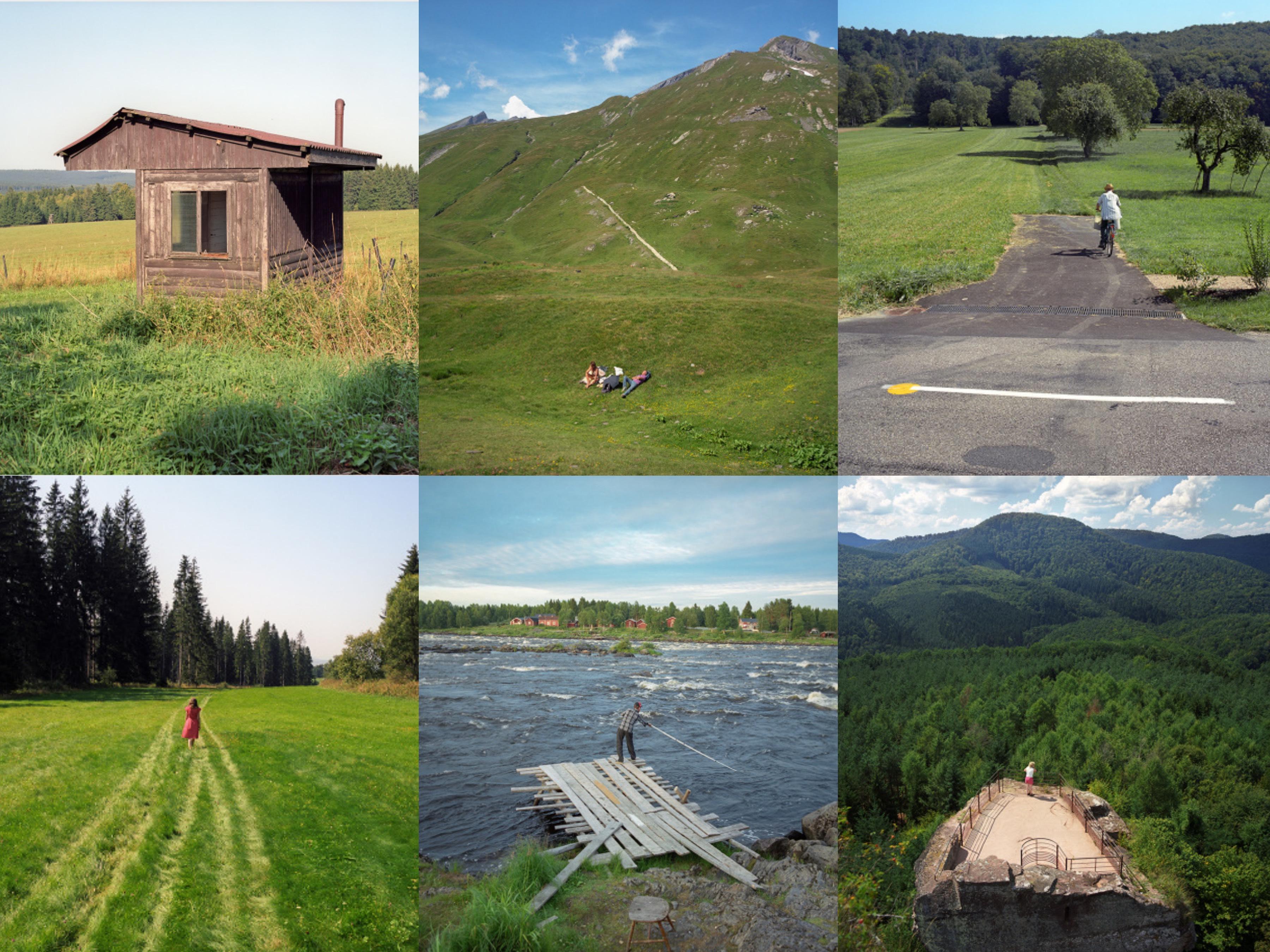 foto collage confini