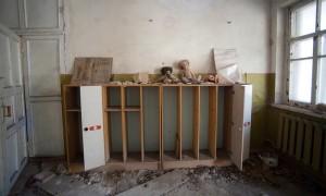 La città deserta di Pripyat, 30 anni dopo Chernobyl