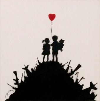 Banksy_Kids_on_Guns_L_0