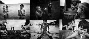 Ecco come crescono i bambini senza la tecnologia: l'autenticità della vita nelle foto di Niki Boon