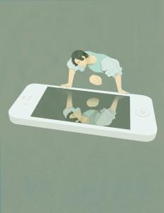 La triste verità della vita moderna. Le illustrazioni di Marco Melgrati