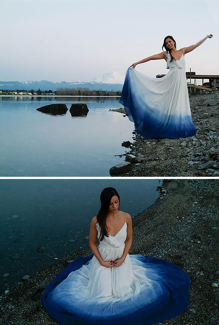 Addio abito da sposa classico! Ecco il trend che renderà il vostro matrimonio più colorato