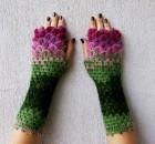 """Questi """"favolosi"""" guanti da drago vi proteggeranno dal freddo dell'inverno!"""