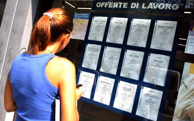 Disoccupazione e rassegnazione: gli italiani hanno smesso di cercare lavoro