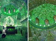 Il diamante di Shiraz: la moschea che lascia a bocca aperta!