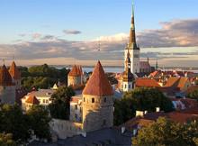 Tris baltico: Vilnius, Riga e Tallinn in 3 minuti. Sorprendenti capitali da visitare (video)