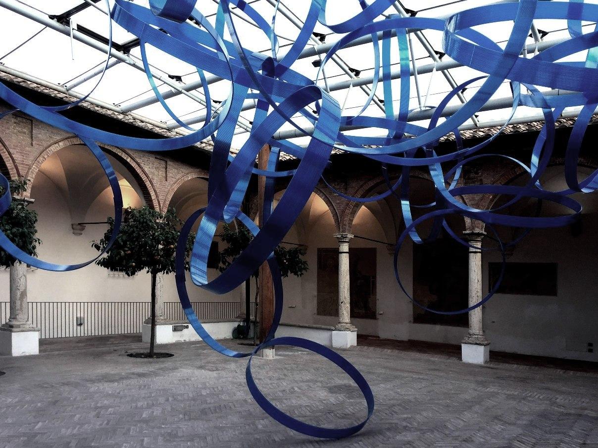 Marco Milia, Nell'essere idrico, 2015