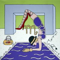 Segni & Sogni: la mostra di Giampaolo Atzeni sulle costellazioni dello zodiaco