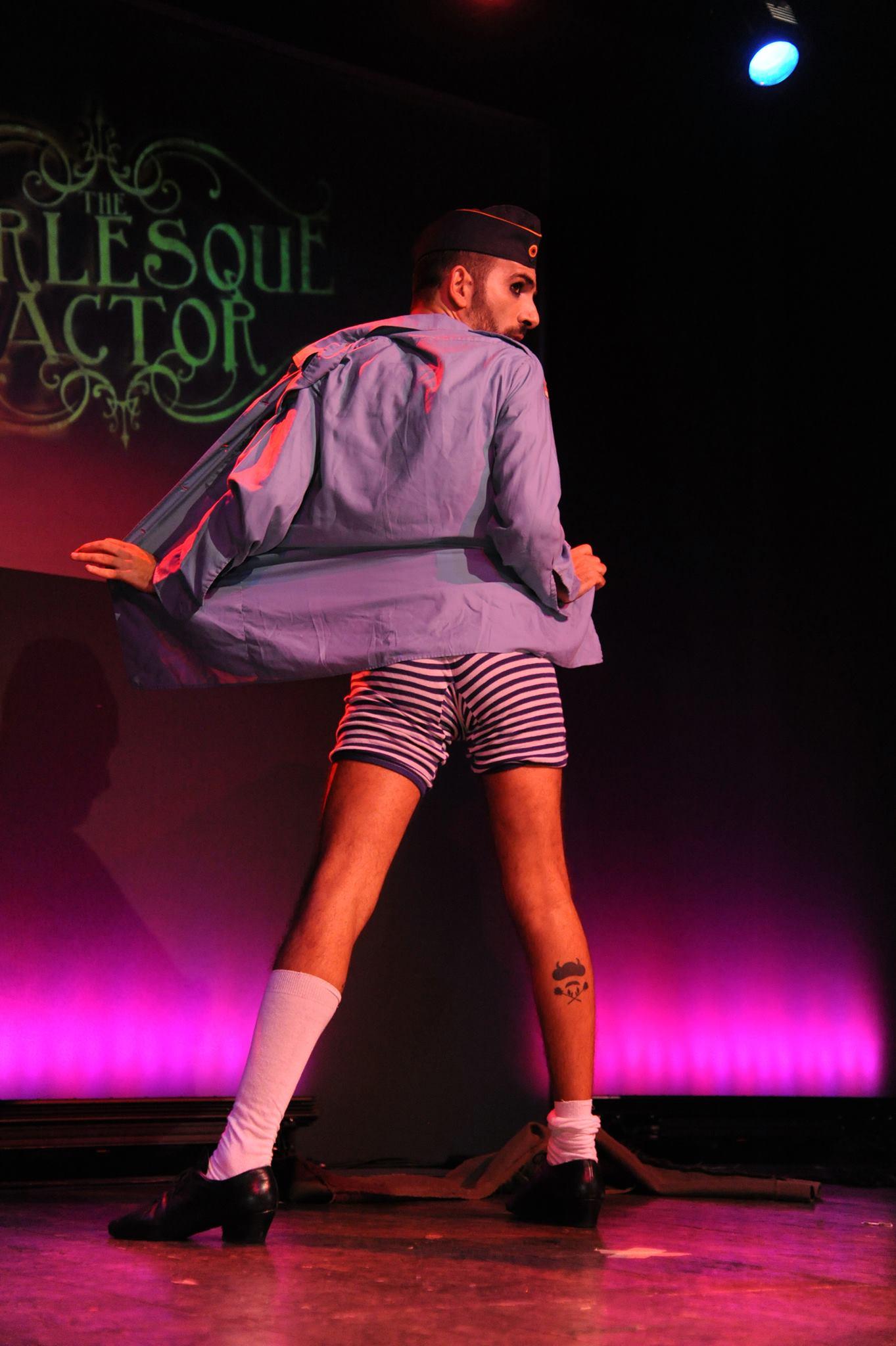 Guido Laudani L'arte del Burlesque, mostra fotografica a cura di Barbara Martusciello 1 (1)