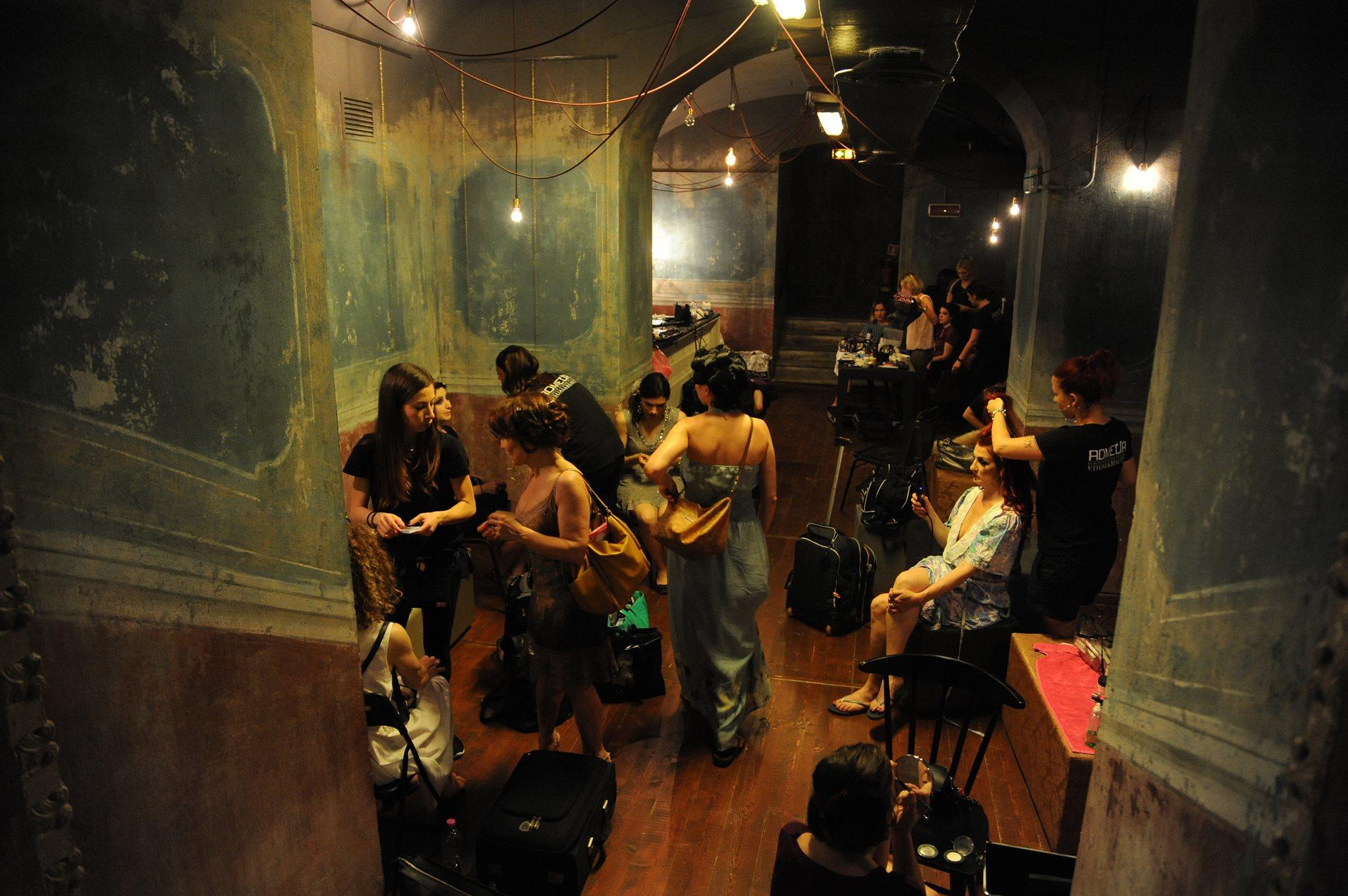 Guido Laudani L'arte del Burlesque, mostra fotografica a cura di Barbara Martusciello 4 (1)