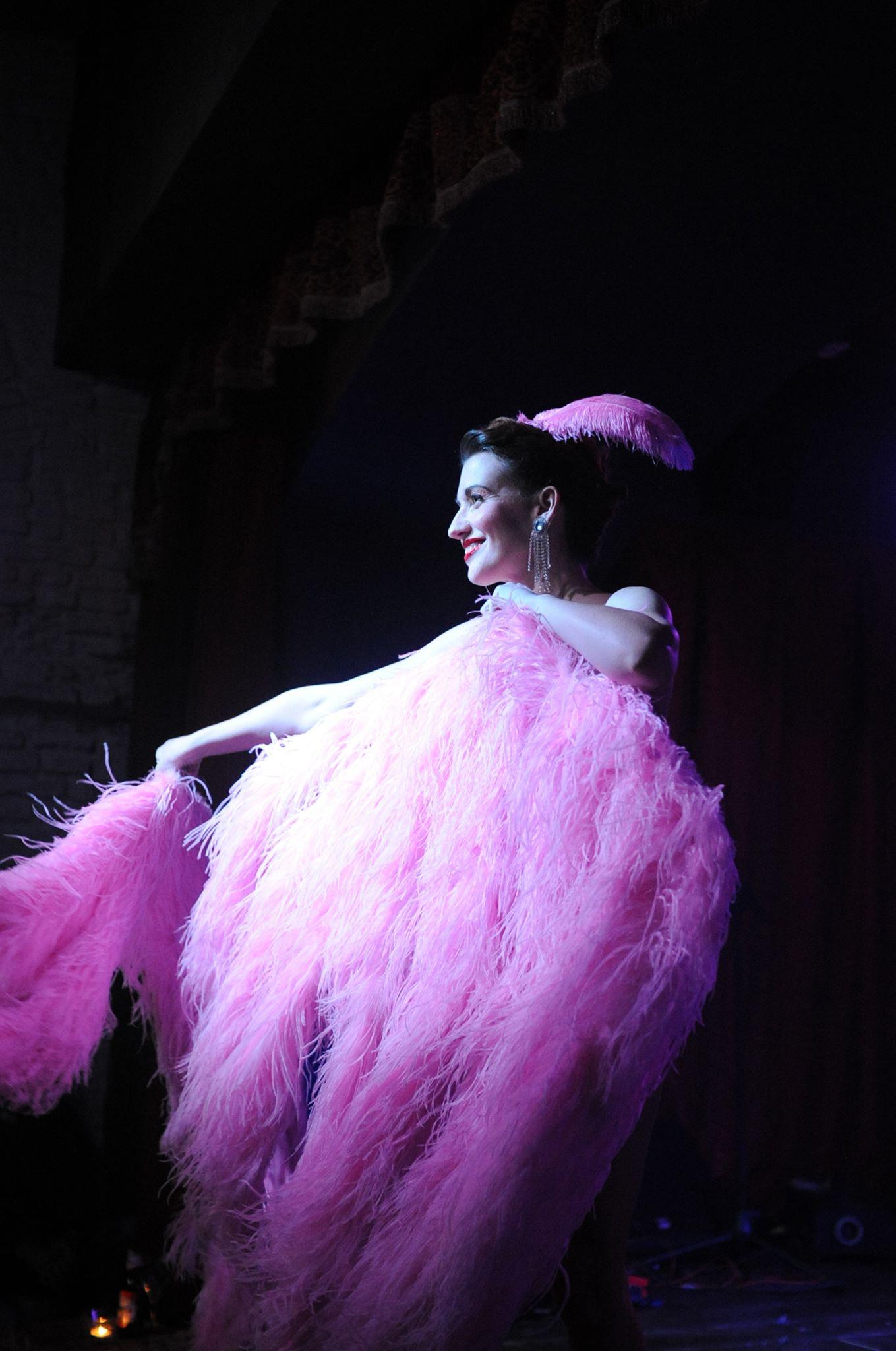 Guido Laudani L'arte del Burlesque, mostra fotografica a cura di Barbara Martusciello 5 (1)