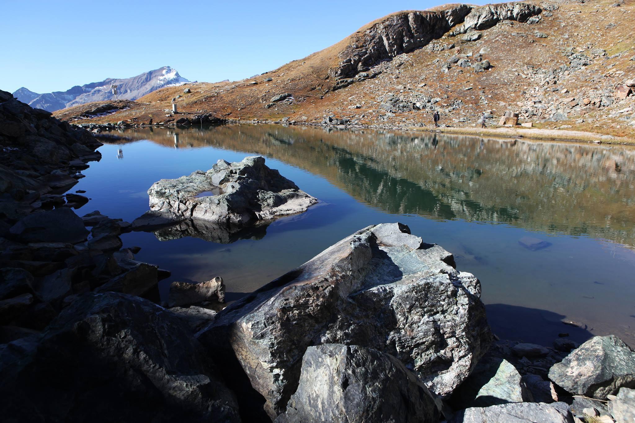 lago del Col d'Olen