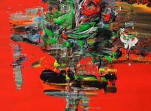 Melker Garay, Ett ofrivilligt självporträtt, 2017