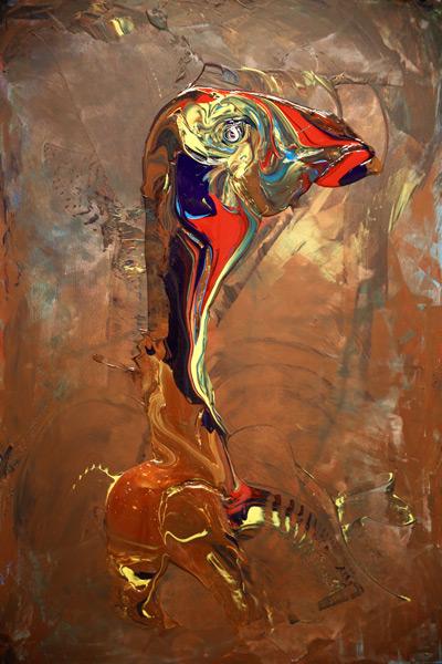 Melker Garay, forskjuten fantasi, 2017
