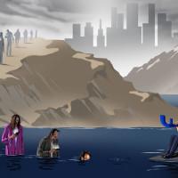 """L'essere umano moderno: uno """"zombie"""" nelle illustrazioni di Gunduz Agayev"""