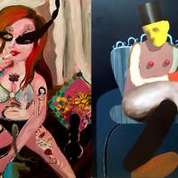 Il Mangiarsi Reciproco: a Roma la mostra di Silvia Argiolas e Giuliano Sale