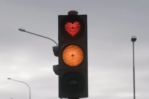 semafori a cuore